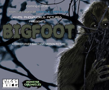 bigfoot docudrama