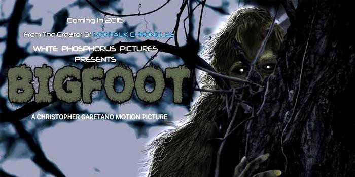 Bigfoot docudrama poster