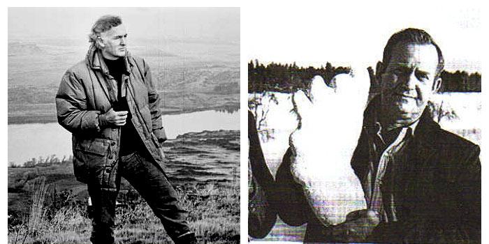 Peter Byrne Bigfoot Ivan Marx Cripplefoot