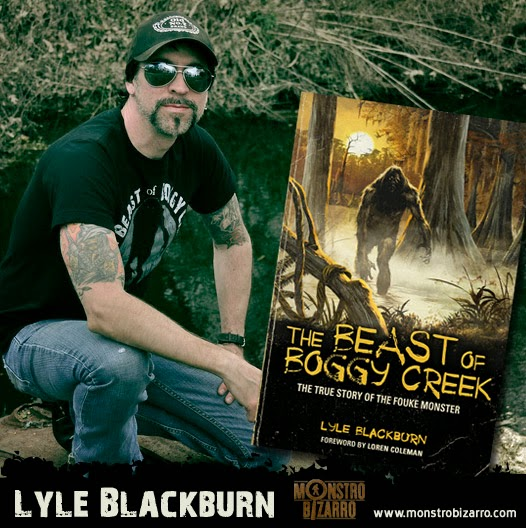 Lyle Blackburn, author, researcher, and musician