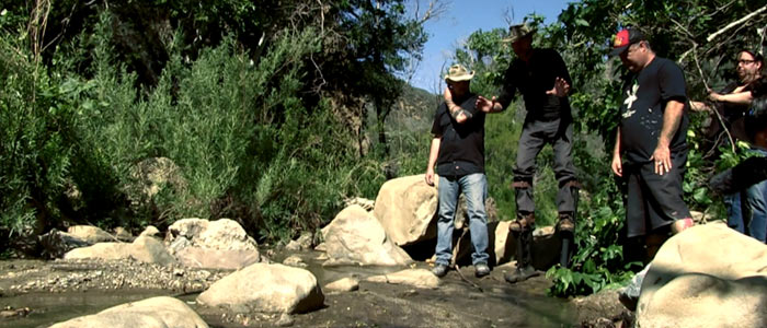 survivorman bigfoot hoax les stroud