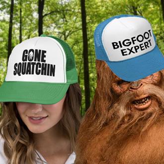 bigfoot hats