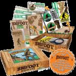 bigfoot toys sasquatch research kit