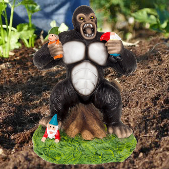 Delightful Bigfoot Statues