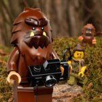 lego bigfoot sasquatch toy