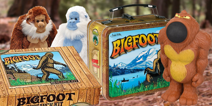 bigfoot toys dolls