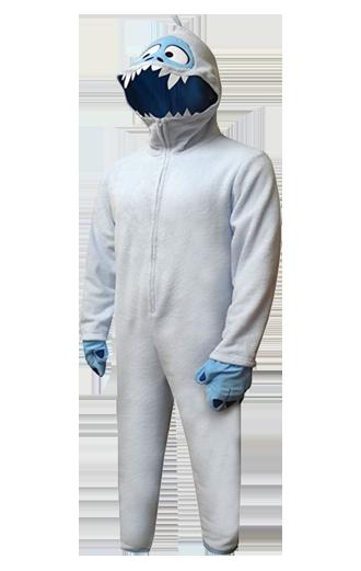yeti costume rudolph bumble