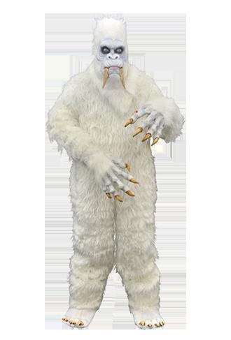 yeti tusk costumes
