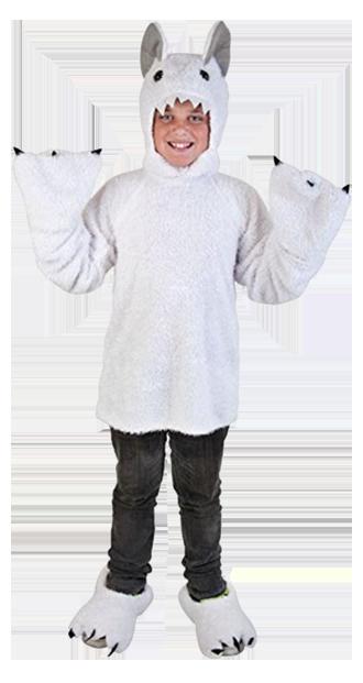 kids yeti costumes