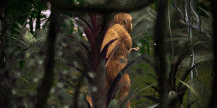 bigfoot base orang pendek jungle evidence