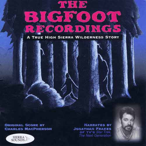 sierra sounds bigfoot sound evidence