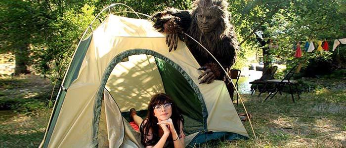 From 'Bigfoot's Wild Weekend' (2012)