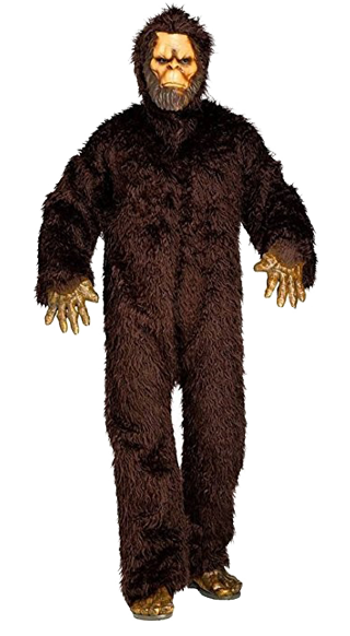 Contestant 2 Irritated Bigfoot Suit  sc 1 st  Bigfoot Base & The 10 Best Bigfoot Costumes On the Market   Bigfoot Base