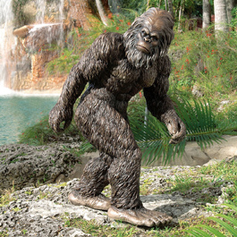 bigfoot statues