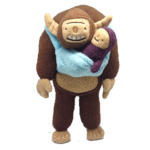 bigfoot toys dolls plush