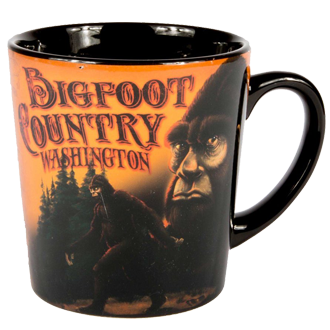 Seize The Day With These Bigfoot Mugs Bigfoot Base