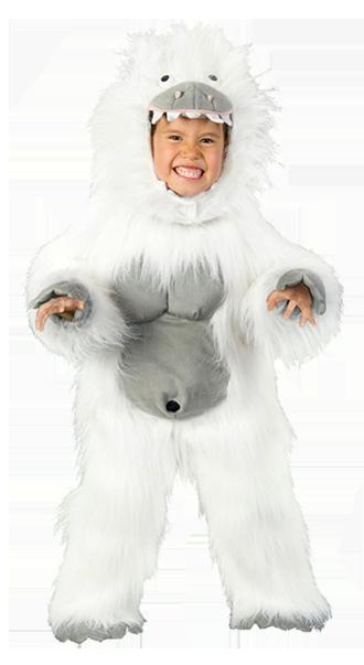 8 Glorious Yeti Costumes For Winter Squatching Bigfoot Base