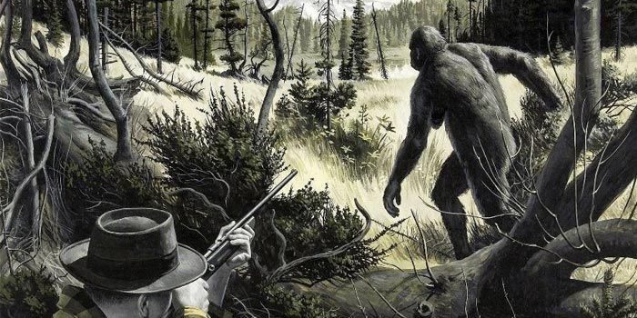 15 incredible bigfoot sightings of the 21st century with map